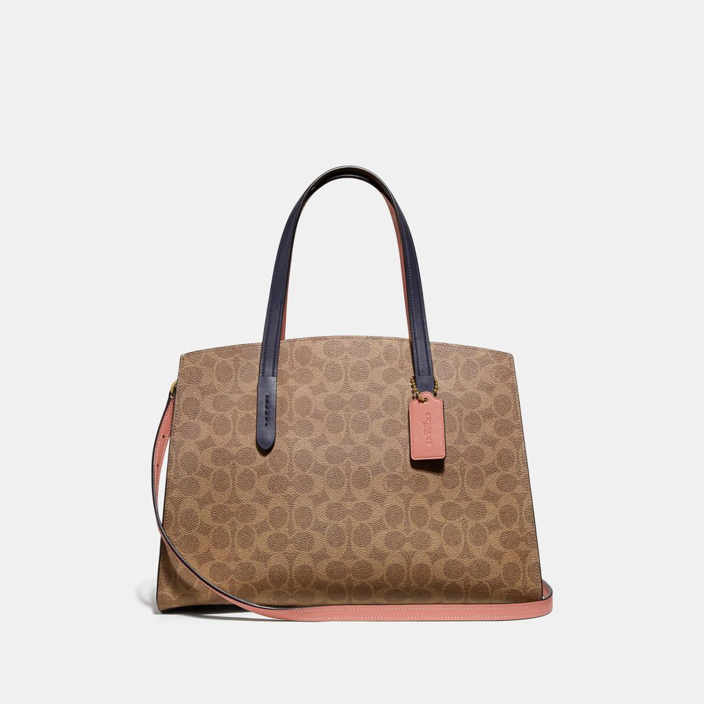 CHARLIE CARRYALL SIGNATURE